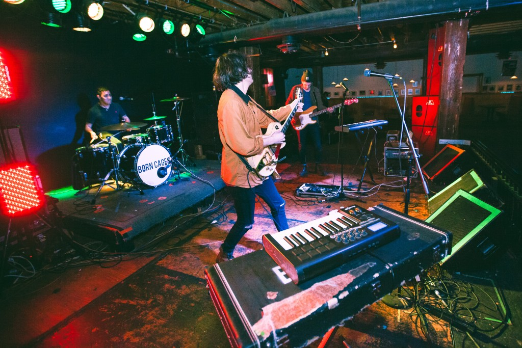 Born Cages - The Canal Club 3.4.15-1