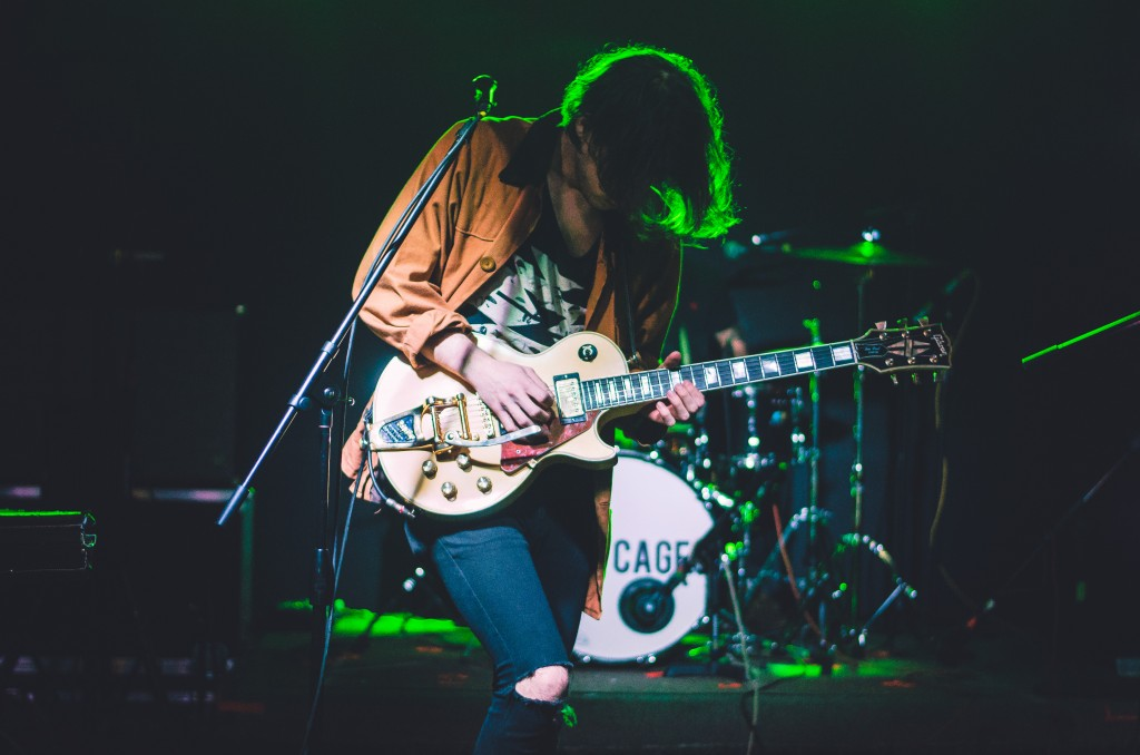 Born Cages - The Canal Club 3.4.15-11