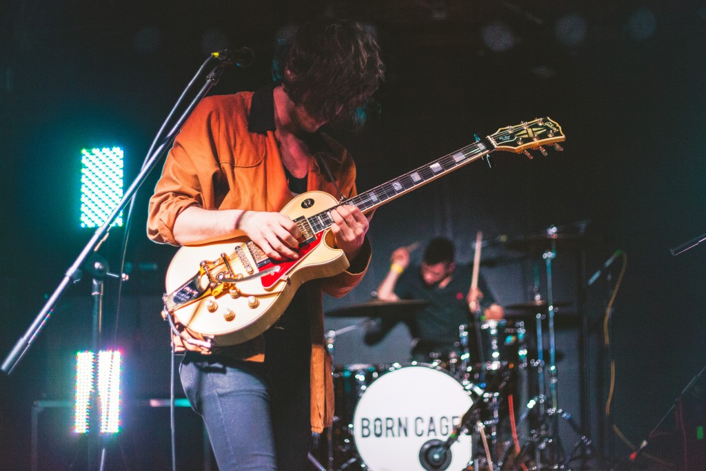 Born Cages - The Canal Club 3.4.15-22