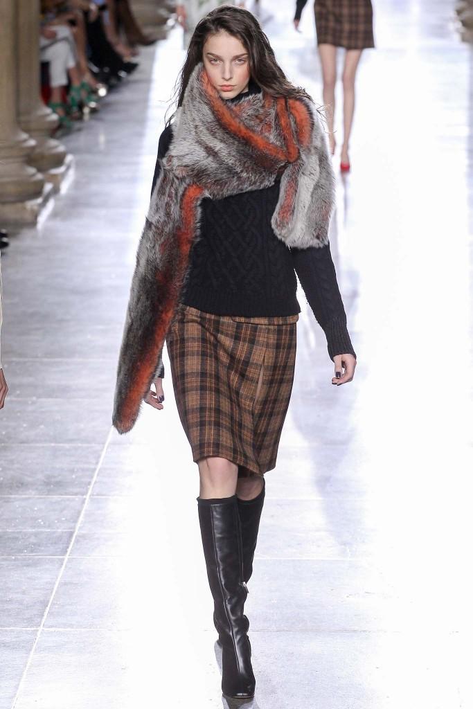 Larissa Marchiori, photo by Marcus Tondo, via Style.com