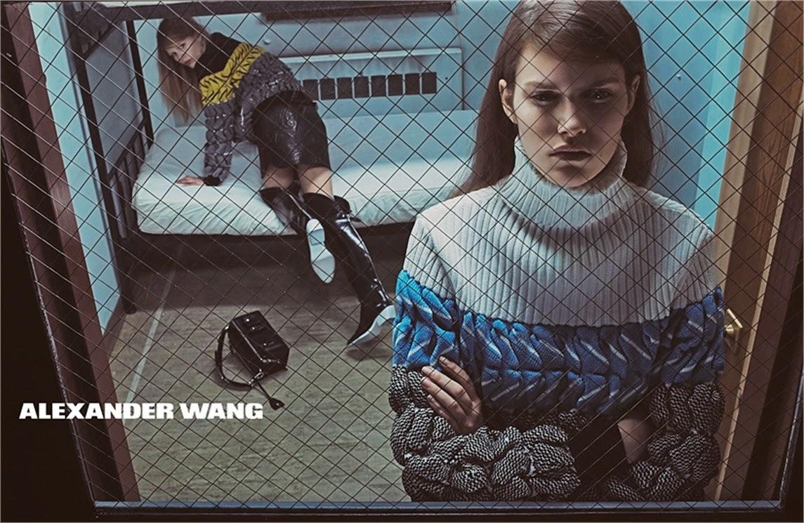 Alex Wang FW14 Ad Campaign 4