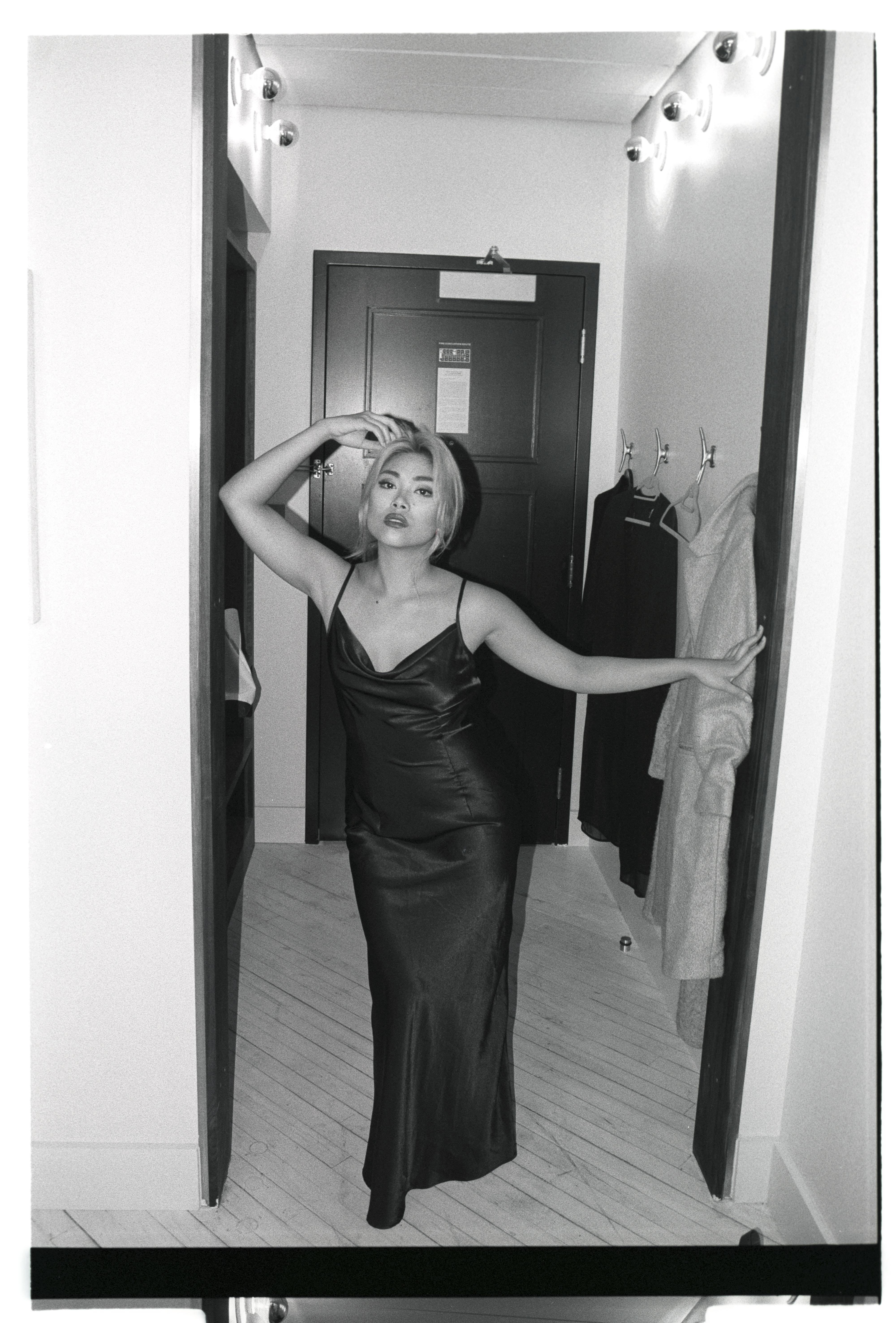 Silk Dress- Vintage